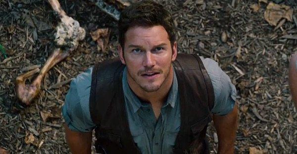 Image result for Chris Pratt Jurassic World