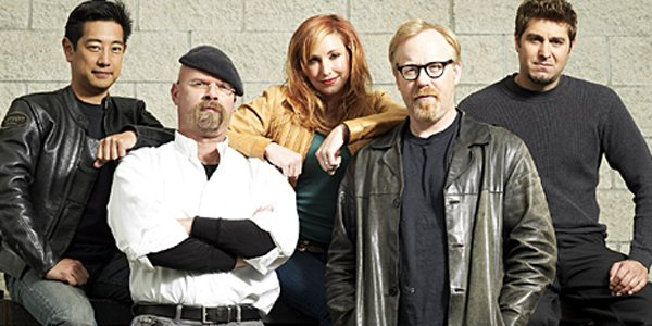 Mythbusters Just Fired More Than Half Of Its Cast