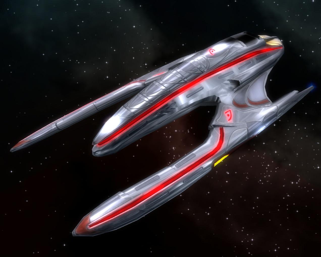 Darkstar One Alien Ship Overview Part 2 Screenshots