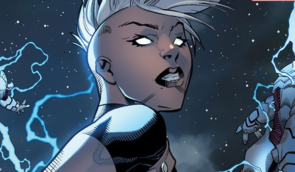 X Men Apocalypse May Give Storm Her Mohawk