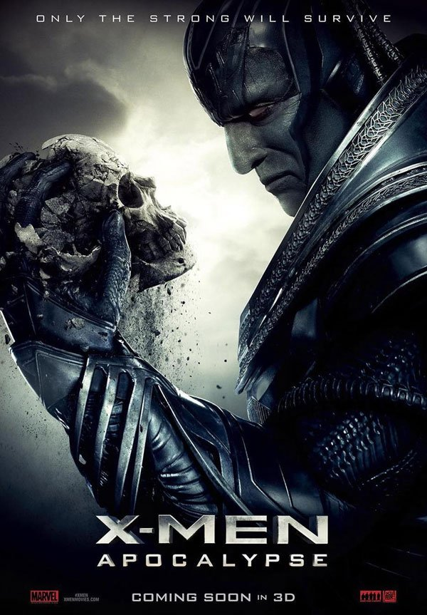 Image result for xmen apocalypse movie poster