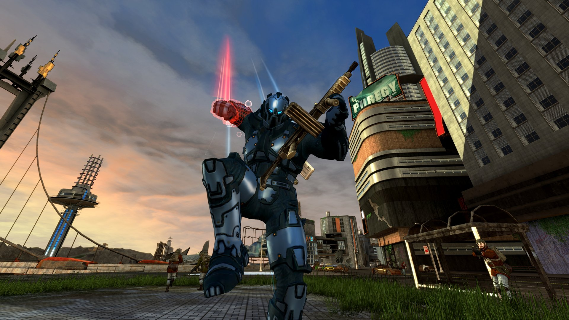 Crackdown 2 Screenshots And Box Art Released Pre Order