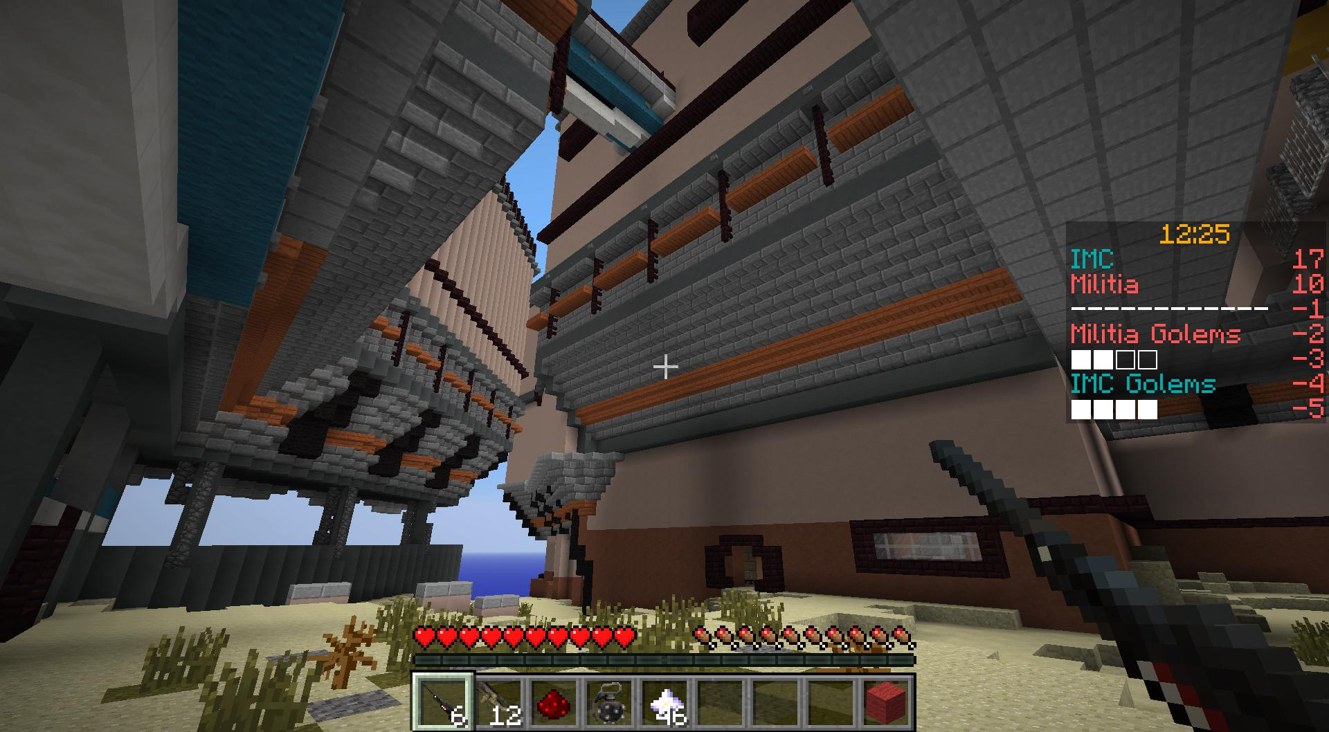 Minecraft Titanfall Mod Ironfall Is Playable And Amazing