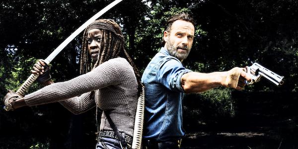 walking dead season 8 rick and michonne