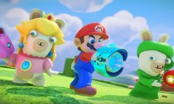 Mario + Rabbids: Kingdom Battle Is Getting A Free Two-Participant Mode