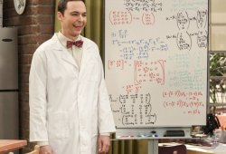 The Huge Bang Concept&#zero39;s Sheldon Is All Dressed Up As Professor Proton In New Photos