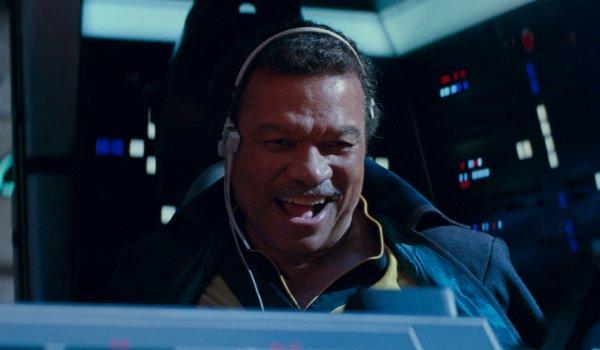 Star Wars: La montée en puissance de Skywalker Lando aux commandes du Falcon