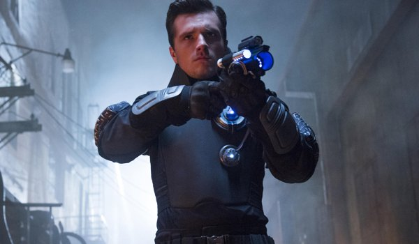 Future Man Josh Hutcherson ready to fight