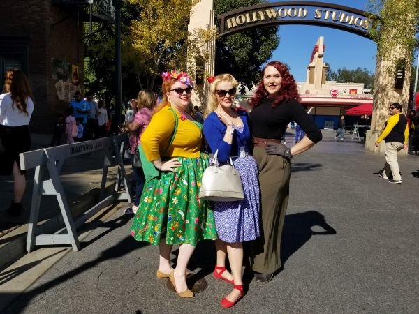 Dapper Day Black Widow and Captain Marvel