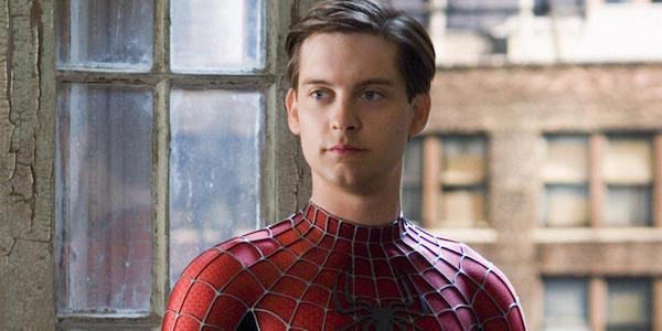 Tobey Macguire as Spider-Man