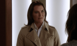 Why Regulation And Order: SVU's Brooke Shields Isn't Nervous About A Benson Fan Backlash
