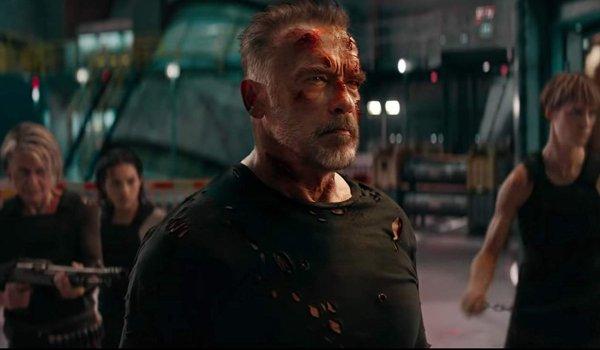 Terminator: Dark Fate Carl and friends prepare to fight