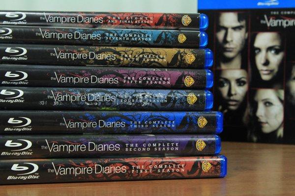 the vampire diaries complete series blu-ray