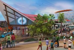 Disneyland Is Getting An Incredibles Incredicoaster, Take A Look