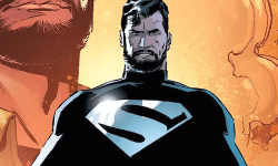What Actually Occurred With Superman's Black Go well with In Justice League