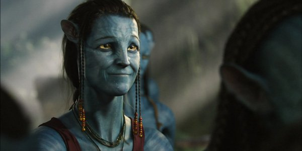 dr.  grace augustine as na'vi avatar