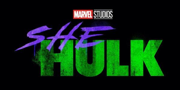 The official logo for Marvel Studios' She-Hulk series