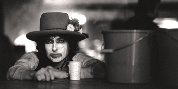 Bob Dylan in Rolling Thunder