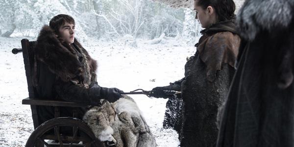 game of thrones season 7 bran arya dagger
