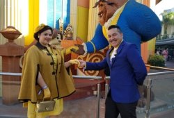 Disneyland's Dapper Day: Verify Out Photos From The Occasion