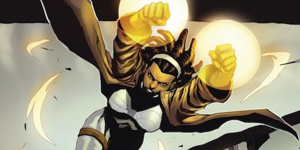 Monica Rambeau comics