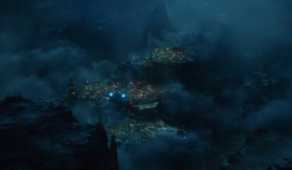 Star Wars: The Rise of Skywalker a brand new icy village awaits