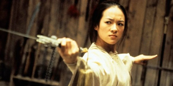Ziyi Zhang in Crouching Tiger, Hidden Dragon