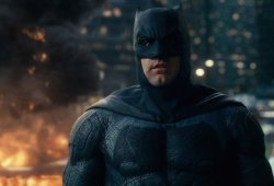Ben Affleck Received Billed For Stealing Justice League Props