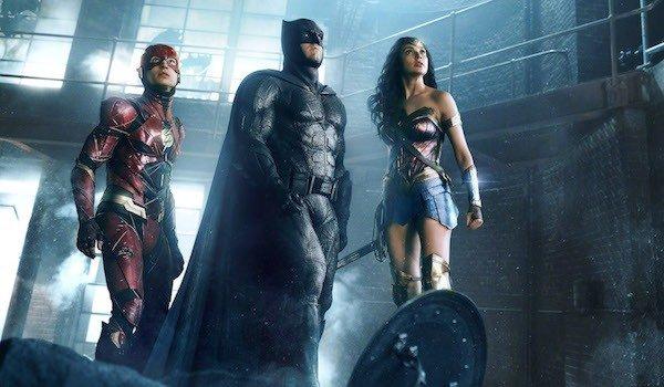 Justice League Batman Flash Wonder Woman