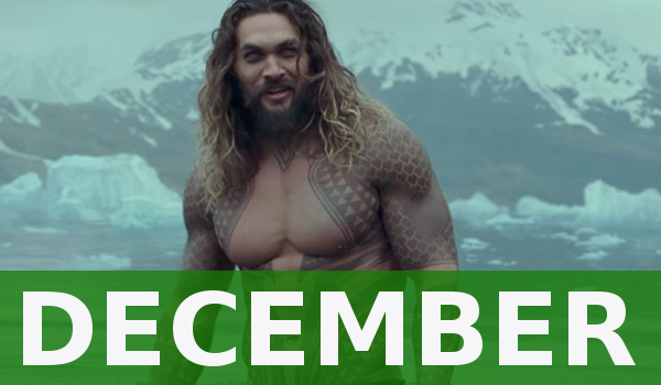 Justice League Aquaman wading in the frozen waters