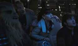 How George Lucas Helped Out On Solo: A Star Wars Story