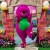 Barney The Dinosaur's Actor Is Apparently In The Tantric Intercourse Sport Now