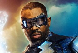 The Most Enjoyable Factor About Black Lightning So Far, In accordance To Cress Williams