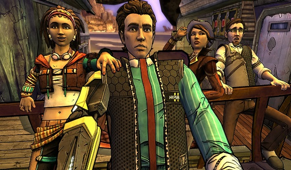 「telltale tales from the borderlands」の画像検索結果