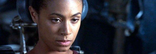 Jade Pinkett Smith as Niobe in The Matrix Revolutions