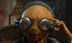 Apparently, Star Wars: The Final Jedi's Maz Kanata Did Have A Fling
