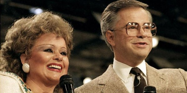 The real Tammy Faye and Jim Bakker