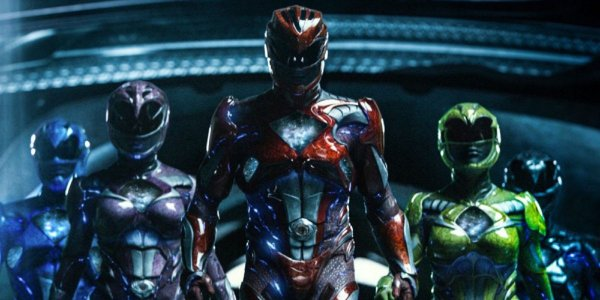 The Mighty Morphing Power Rangers in Power Rangers