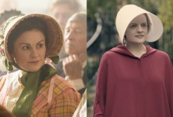 What Alias Grace Star Anna Paquin Thinks About Comparisons To The Handmaid&#zero39;s Story