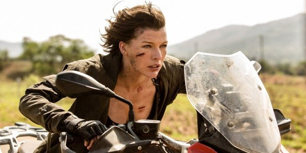 Milla Jovovich - Resident Evil: The Final Chapter