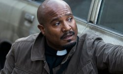 What's Up With Father Gabriel On The Strolling Lifeless?