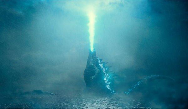 Godzilla: König der Monster brüllen