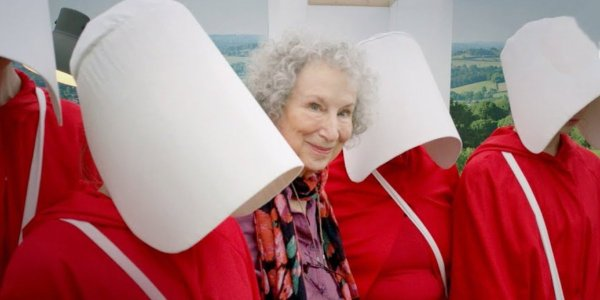 Margaret Atwood in Margaret Atwood: A Word After a Word After a Word is Power