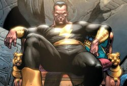 The Black Adam Film Might Lastly Be Getting Some Traction At DC