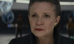 Carrie Fisher's Canine Gary Reportedly Acknowledged Her Whereas Watching The Final Jedi
