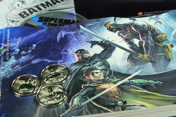 DC Universe Movies full Blu-ray Box Set