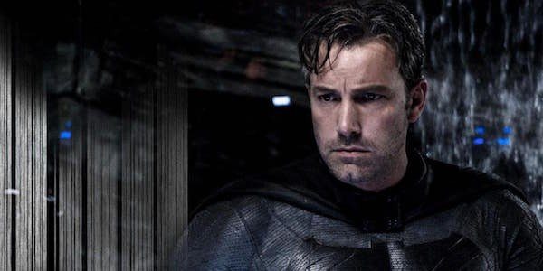 Ben Affleck - Batman v Superman: L'aube de la justice