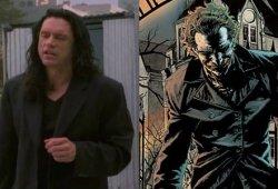 Seems Like The Room's Tommy Wiseau Needs A Function In The Joker Film