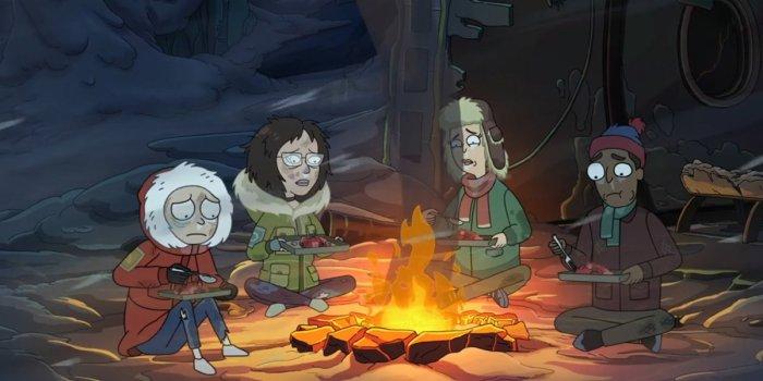 Referencia de Rick y Morty South Park