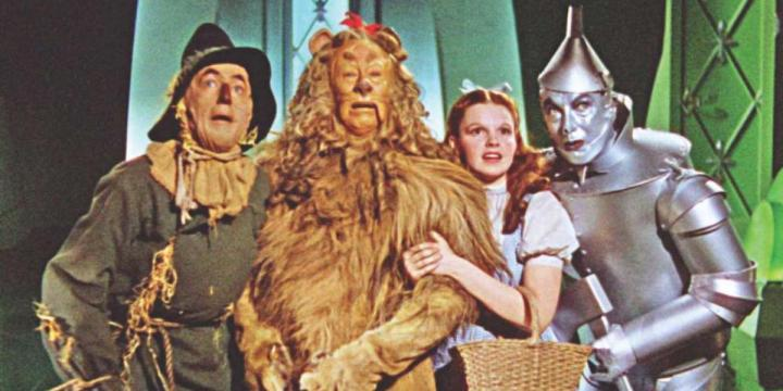 That Time The Wizard of Oz Used Asbestos For Its Fake Snow ...
